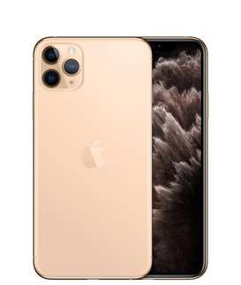 Iphone 11 pro max 64gb new condtion cmplte box scrathless pta approved
