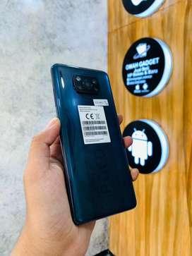 Xiaomi Poco X3 NFC 6/64 mulus fullset. TT juga bisa