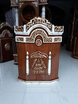 Mimbar masjid al khabir