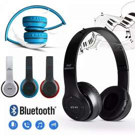 Bluetooth & Without Bluetooth Headphones