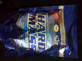 Hard mass gainer 50grams of protein 1277 calories