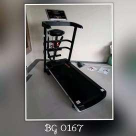 Treadmill Elektrik Kyoto // Bourguis AQ 08M06