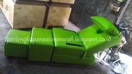 kursi refleksi hijau terang
