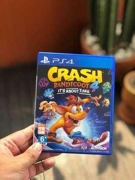 Crash bandicoot 4 its about time paling murah
