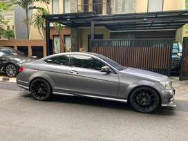 Mercedes-Benz C250 AMG Coupe