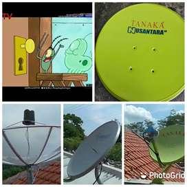 Teknisi parabola mini gratis servis cctv area praya tengah