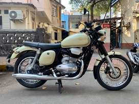 Jawa 42 2019 model 1st owner 1000km driven only