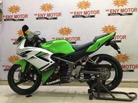 Ready Kawasaki Ninja 150 rr anniversary thn 2014 ordometer 11 rb