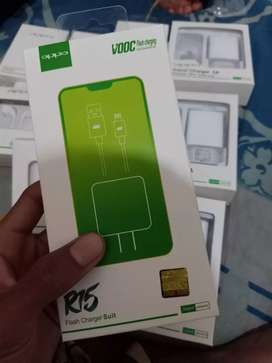 Charge VOOC Oppo R15 Original 4ampere