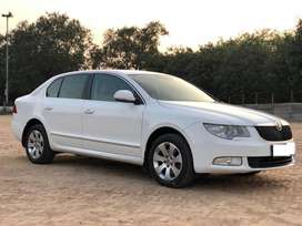 Skoda Superb Elegance 1.8 TSI AT, 2010, Petrol