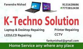 Computer Repair Services In Raipur