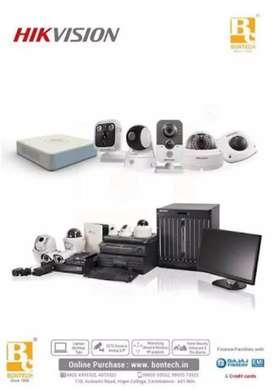 Hikvision, Panasonic, Dahua,Cp plus CCTV