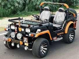Open jeeps Yadav