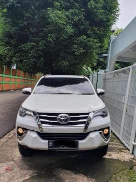 Toyota Fortuner VRZ A/T 2017