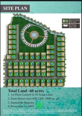 Farmhouse land