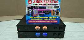 Audio Source AMP ONE Stereo power amplifier made in usa