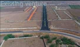 Just Drive to Swarna Bharat Trust-Open plots for sale at Maheswaram
