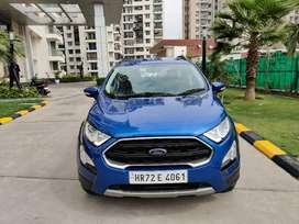 Ford Ecosport Thunder Edition, 2019, Petrol