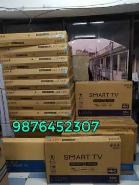 40 Smart Led TV 1 GB 8 GB 2 Yr Full Hand To Hand Replacement Gurantee
