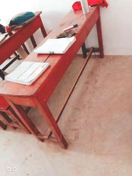 Coaching desk and white board