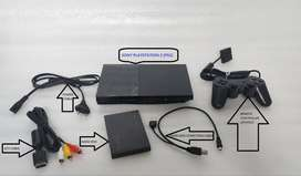 PS2 80 GB WITH 40 GAME AND REMOTE ALL GAMING CONSOLE AVAILABLE