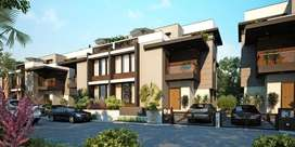 """G Solitaire Luxury Living""""5 BHK Villas"""" for Sale # Bhayli"""
