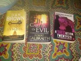 English literature novels