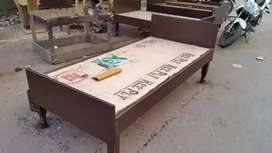 Brand new single bed 6fit by 3fit
