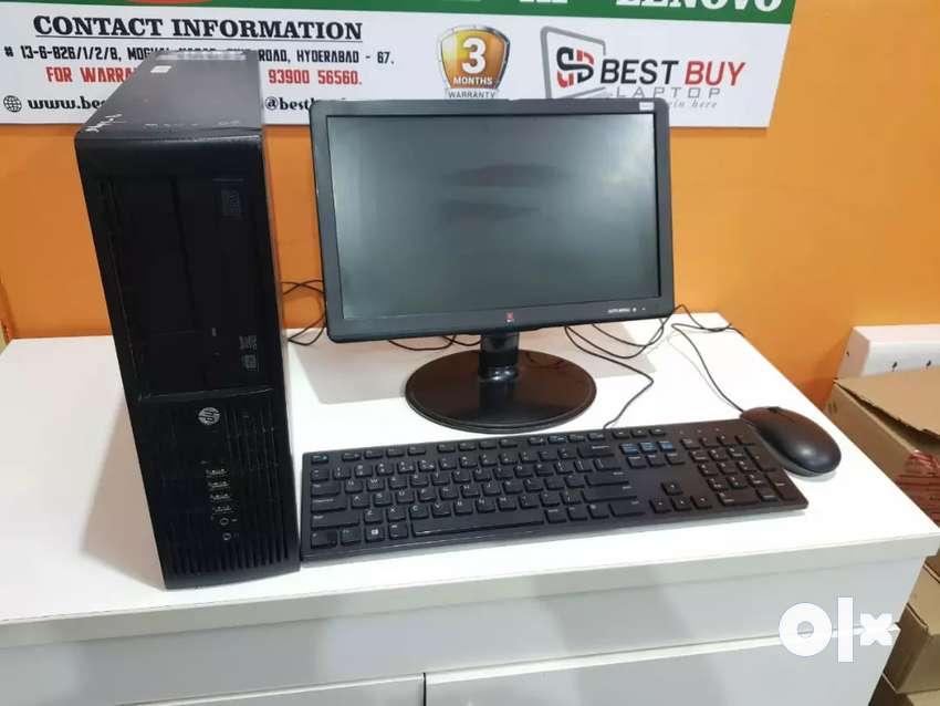 Hp elite 8100 Core i3 super speed 320gb hdd sata 4gb pc3 0