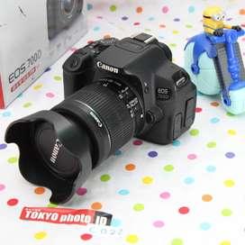 Canon 700D Lensa 18-55mm A (D561)