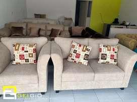 Sofa Samurai 2+1 seat
