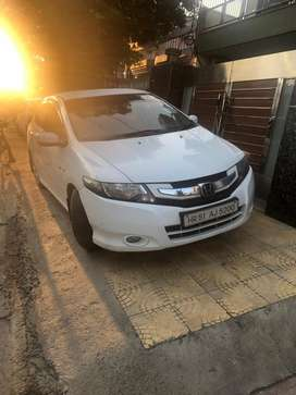 Honda city very less driven