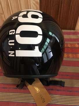 Bikers helmet