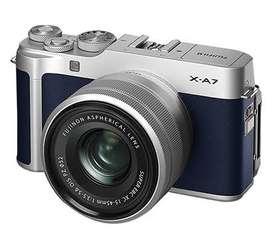 Fuji xa7 with kit lens