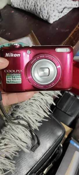 Nikon Coolpix camera A one condition