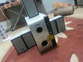 5.1 Home theater system  Geepas