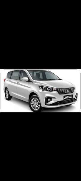 Car available on rent( Ertiga and wagonR) Top model