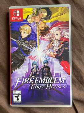 Fire Emblem Three Houses Switch Second