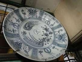 Piring stw VOC porselen antik