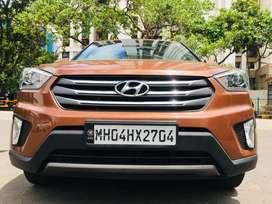Hyundai Creta 1.6 SX Plus Petrol, 2017, Petrol