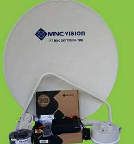 Promo Parabola Mini MNC Vision