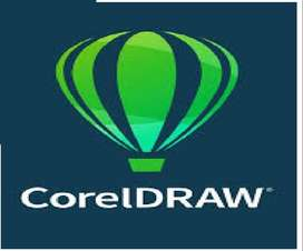 »«COREL DRAW 9-12» CODE#1033 COURSE DVD«