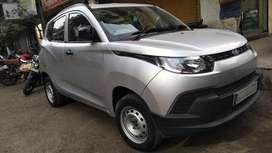 Mahindra Kuv 100 G80 K2, 2017, Petrol