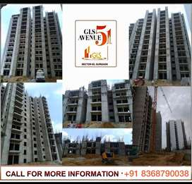 1 bhk flat all inclusive 13.5 lac in Gurgaon