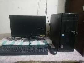 Selling of computer 20000 rupees seliing urgently ease contact us