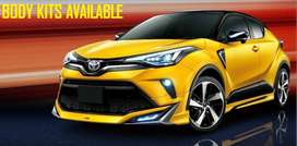 All kind of body kits available in cheap prices