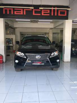Lexus RX270 HK version 2013 Sun roof HUD