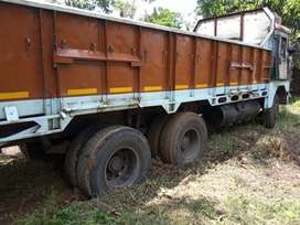 2515cex open truck with 6 radial tyres. Excellent condition