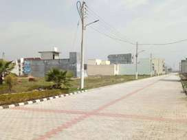 PB Govt . ,RERA Reg. PLot /Land for sale near Zirakpur at Derabassi