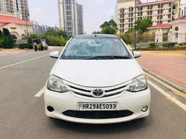 Toyota Etios GD, 2013, Diesel